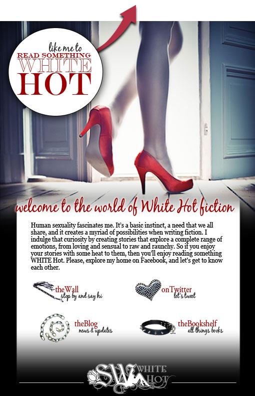 Sasha White web design by kikaDESIGN